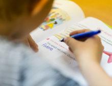 Bildungsförderung im Grundschulalter