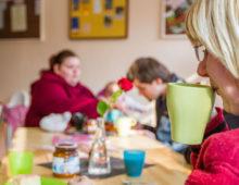 Familiencafé der Ambulanten Erziehungshilfe der AWO